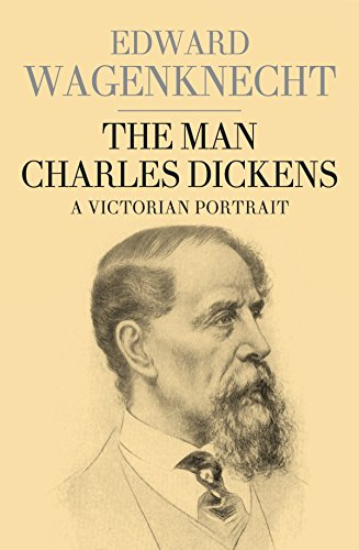 The Man Charles Dickens: A Victorian Portrait (English Edition)