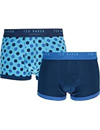 Ted Baker Wanted 2 Pack Boxers Trunks, Large