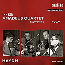 Haydn: String Quartets (The RIAS Amadeus Quartet Recordings, Vol. VI)