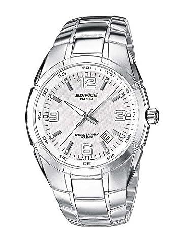 Casio Edifice – Herren-Armbanduhr mit Analog-Display und Edelstahlarmband – EF-125D-7AVEF