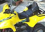 Stamatakis Motorrad Kindersitz Sitzbank Roller Quad Atv 3-8 Jahren Schwarz