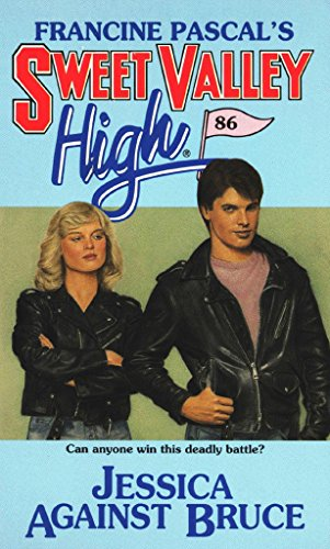 Jessica Against Bruce (Sweet Valley High Book 86) (English Edition)