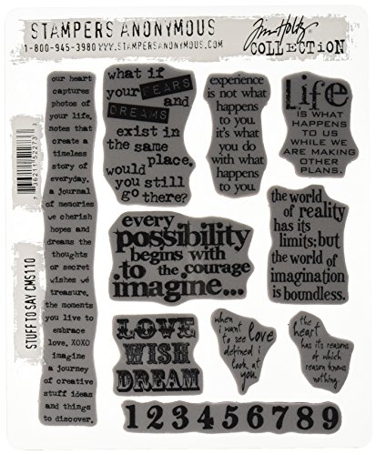 tim-holtz-7-x-85-inch-cling-rubber-stamp-set-stuff-2-say