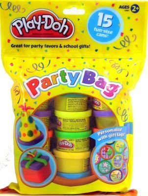 Play-doh Party Pack (Hasbro Play-Doh Party Pac 15Zählen Tasche (2er Pack))