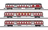 Märklin Trix 15306 - Wagen-Set Regionalexpress, DB AG, EP VI
