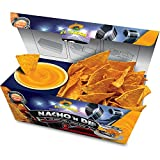 6 Boxen Nacho n Dip Cheese - Chili Nachos mit Cheese Dip a 175g