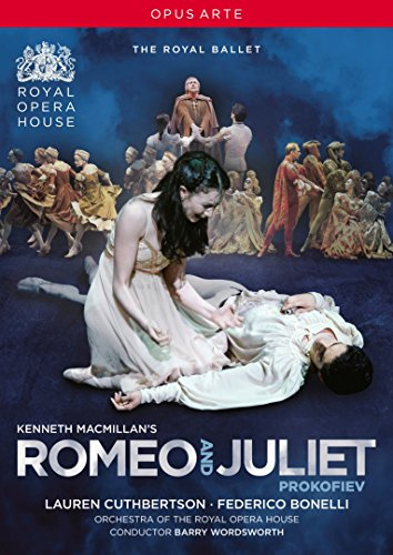 Royal Kostüm Ballett - Prokowjef: Romeo & Julia (Royal Opera House) [DVD]