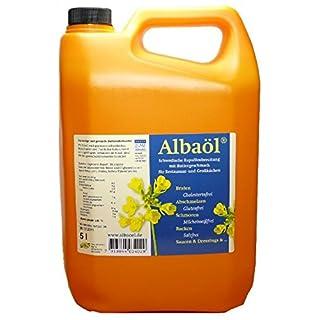 Alba Öl Rapsöl Buttergeschmack Butteröl 5 Liter