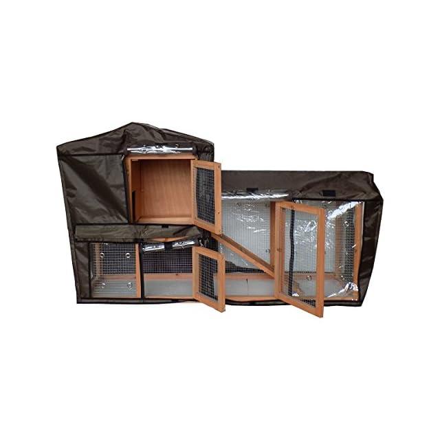 792f55ce083dc1 ... Charles Bentley - Housse de Protection de qualité pour Cage  Pet Hutch.04 -