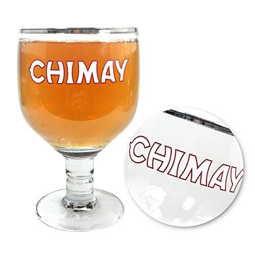 TUFF LUV Chimay Ursprüngliche Bierglas/Gläser / Barbedarf