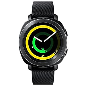 Samsung - Gear Sport - Montre connectée - Noir