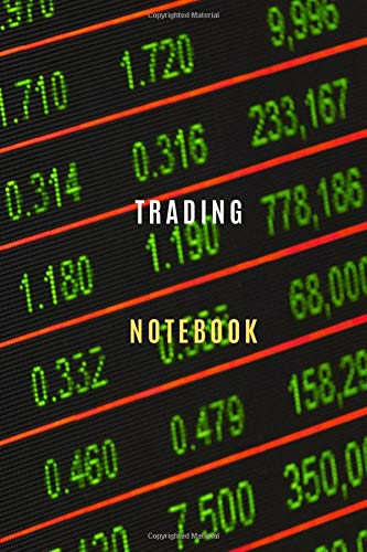 Trading planner notebook Diary | Log | Journal For Recording trading Goals, Daily Activities, & Thoughts ,History, and profits: Trading workbook ... journal to progress in your trading profit
