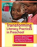 Best Scholastic Preschool Programs - Transforming Literacy Practices in Pre-School Review