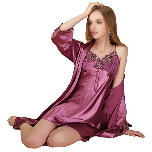 Mme Maison Dress Deux Pièces Robe Multicolore Multi-taille purple