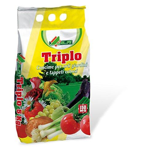 CONCIME TRIPLO NPK 7.7.7 AL.FE