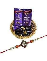 SFU E Com Rakhi Chocolate Gift for Brother