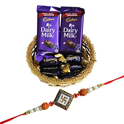 SFU E Com Rakhi Chocolate Gift for Brother