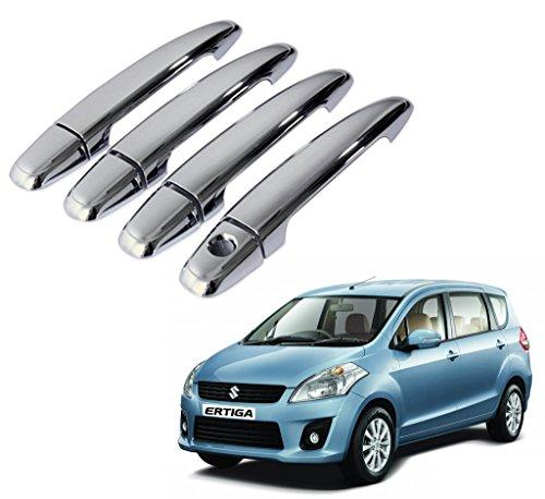 Auto Pearl - Chrome Door Handle Latch Cover - Maruti Suzuki ertiga  available at amazon for Rs.791