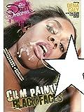 Ebony Black - Cum Painted Black Faces DVD Dark Dreams