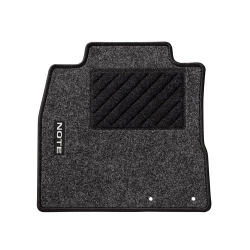 Genuine Nissan Note 2013 Onwards Set Of 4 Standard Carpet Car Mats. KE7553VV20