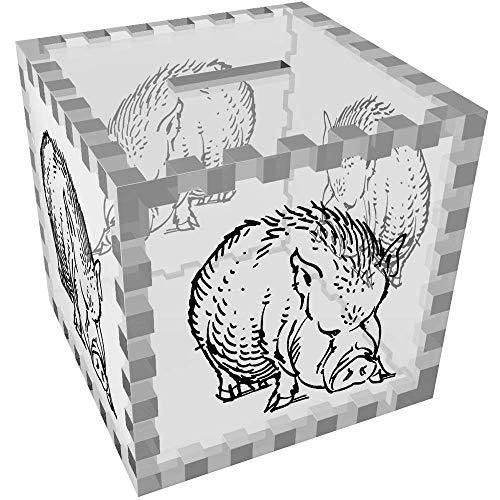 Azeeda 'Jabalí' Caja de Dinero / Hucha (MB00077620)