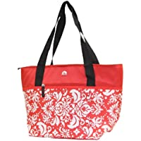 Igloo Insulated Shopper Cooler Tote Bag - Red by Igloo