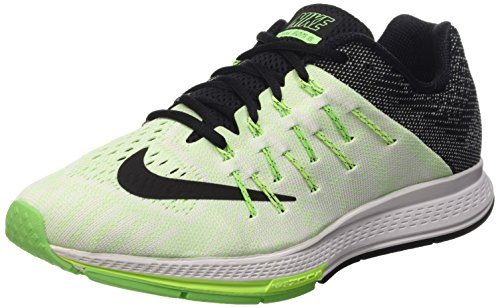 Nike Air Zoom Elite 8, gymnastique homme Blanc (Sail/Noir-Ghost Green-Voltage Green-Blanc)