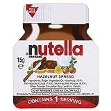 Nutella Einzelportionen - 120 x 15g Portion