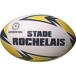 Stade Rochelais Ballon de Rugby Collection Officielle La Rochelle - Gilbert - Taille 5