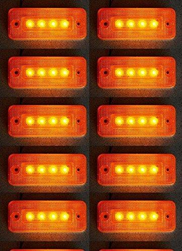 10x-12v-led-outline-side-marker-amber-orange-lights-for-truck-trailer-camper-tipper-caravan-for-man-