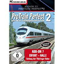 Pro Train Perfect 2 - AddOn 7 Erfurt - Halle - [PC]
