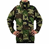 French Army New CCE Camo Goretex Jacket | Extra Large