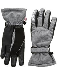 Eider silvaplanaiiwgv guantes mujer, color gris, tamaño large