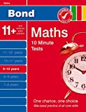 Bond 10 Minute Tests Maths 9-10 years