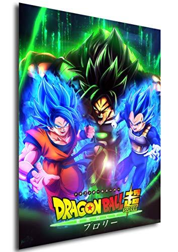 Instabuy Poster - Cartèl - Dragon Ball Super Broly