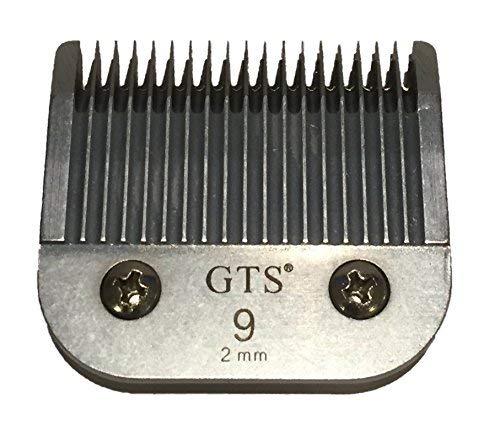 A5 Clipper Trimmer Klingen 2 mm # 9 Passform Wahl, Andis, Aesculap, Moser, Oster, Liveryman - Clippers Für Andis