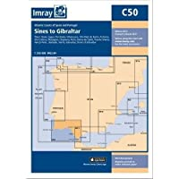 Imray Chart: Sines to Gibraltar (C Series)