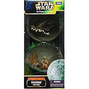 Star Wars - The Power of the Force 69828 - Complete Galaxy Dagobah with Yoda