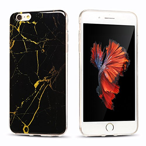 Iphone 6 Plus Custodia Marmo Design Pattern Tpu Sottile In Silicone