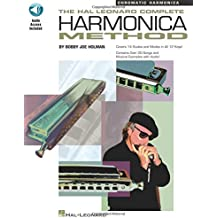 The Complete Harmonica Method: Chromatic (Book/Online Audio) (Book & CD)