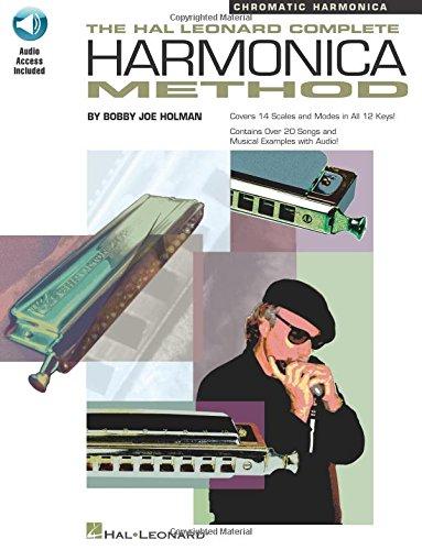 a Method Chromatic Harmonica Bk/Cd (Book, CD pack): Lehrmaterial, Noten, CD für Harmonika ()