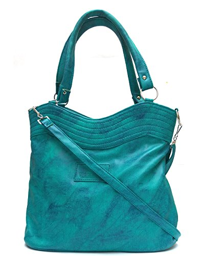Zedge Stylish & Smart Ladies Handbag Sky Blue (SNR-108)
