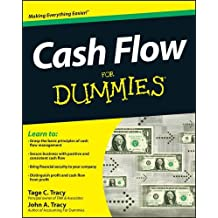 Cash Flow For Dummies by John A. Tracy (2011-11-01)