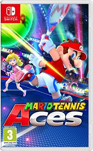 Mario Tennis Aces (precio: 54,90€)