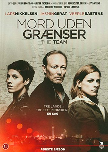 Preisvergleich Produktbild The Team (Season 1) - 3-DVD Box Set ( The Team - Season One ) [ NON-USA FORMAT, PAL, Reg.2 Import - Denmark ]