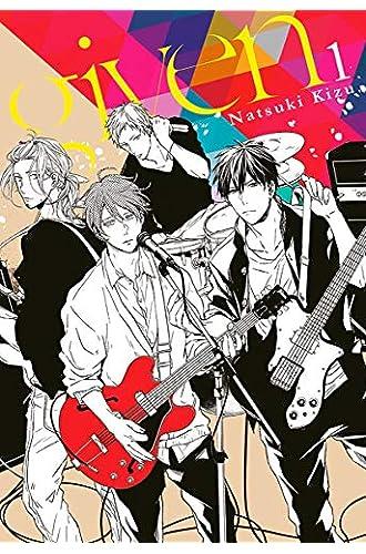 Descargar gratis Given, Vol. 1 de Natsuki Kizu