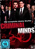 Criminal Minds - Die komplette siebte Staffel [5 DVDs] - Joe Mantegna, Matthew Gray Gubler, A. J. Cook