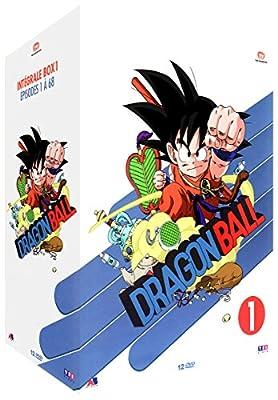 Coffret dragon ball, épisodes 01 à 68 [FR Import]