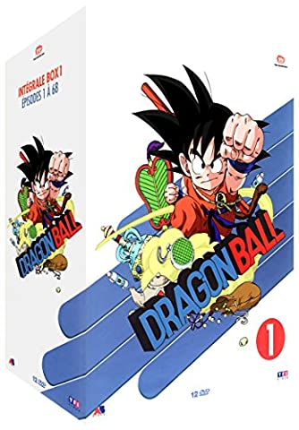 Dragon Ball Box - Dragon Ball - Intégrale Box 1 -