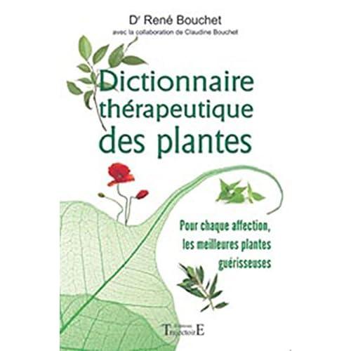 Dictionnaire thérapeutique des plantes